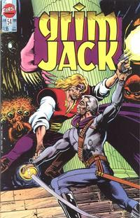 Cover Thumbnail for Grimjack (First, 1984 series) #54