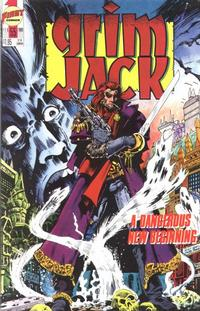 Cover Thumbnail for Grimjack (First, 1984 series) #55