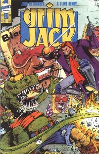 Cover Thumbnail for Grimjack (First, 1984 series) #57