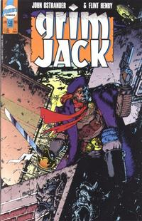 Cover Thumbnail for Grimjack (First, 1984 series) #59