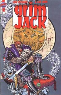 Cover Thumbnail for Grimjack (First, 1984 series) #62