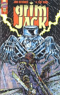 Cover Thumbnail for Grimjack (First, 1984 series) #64