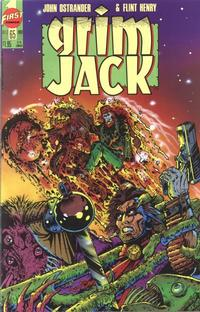 Cover Thumbnail for Grimjack (First, 1984 series) #65