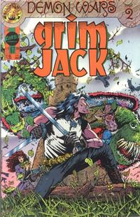Cover for Grimjack (First, 1984 series) #67