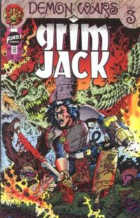 Cover Thumbnail for Grimjack (First, 1984 series) #68