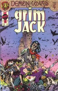 Cover Thumbnail for Grimjack (First, 1984 series) #69