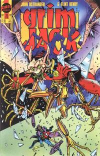 Cover Thumbnail for Grimjack (First, 1984 series) #70