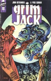Cover Thumbnail for Grimjack (First, 1984 series) #72