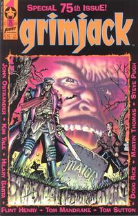 Cover Thumbnail for Grimjack (First, 1984 series) #75