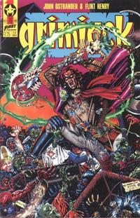 Cover Thumbnail for Grimjack (First, 1984 series) #76