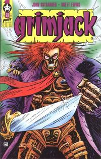 Cover Thumbnail for Grimjack (First, 1984 series) #78