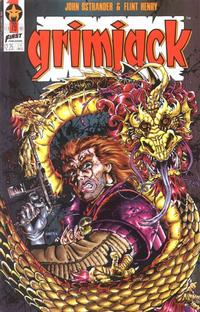 Cover Thumbnail for Grimjack (First, 1984 series) #79