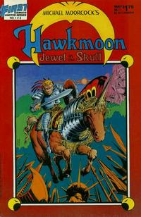 Cover Thumbnail for Hawkmoon: The Jewel in the Skull (First, 1986 series) #1