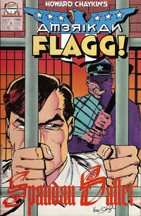 Cover Thumbnail for Howard Chaykin's American Flagg (First, 1988 series) #3