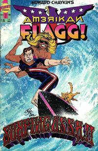 Cover Thumbnail for Howard Chaykin's American Flagg (First, 1988 series) #7