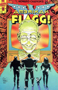 Cover Thumbnail for Howard Chaykin's American Flagg (First, 1988 series) #12