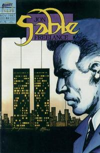 Cover Thumbnail for Jon Sable, Freelance (First, 1983 series) #53