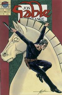Cover Thumbnail for Jon Sable, Freelance (First, 1983 series) #56