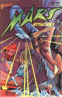 Cover Thumbnail for Mars (First, 1984 series) #2