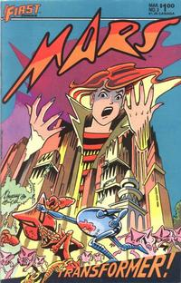Cover Thumbnail for Mars (First, 1984 series) #3