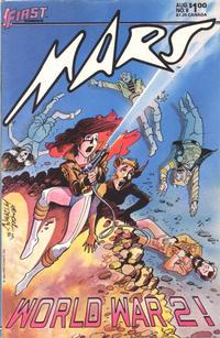 Cover Thumbnail for Mars (First, 1984 series) #8
