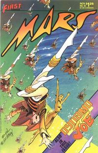 Cover Thumbnail for Mars (First, 1984 series) #10