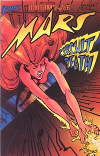 Cover Thumbnail for Mars (First, 1984 series) #12
