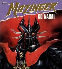 Cover Thumbnail for Mazinger (First, 1988 series)