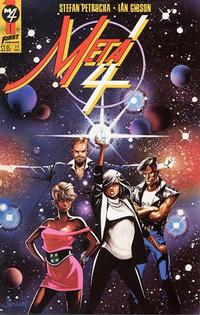 Cover Thumbnail for Meta-4 (First, 1991 series) #1