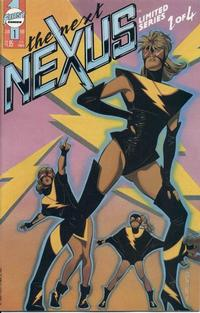 Cover Thumbnail for The Next Nexus (First, 1989 series) #1