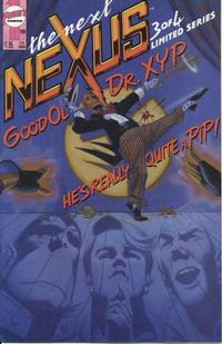 Cover Thumbnail for The Next Nexus (First, 1989 series) #3