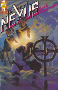 Cover Thumbnail for The Next Nexus (First, 1989 series) #4