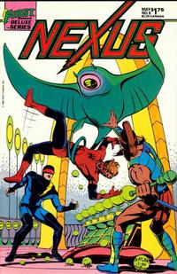 Cover Thumbnail for Nexus (First, 1985 series) #8