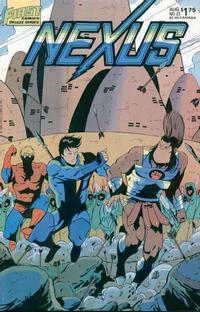 Cover Thumbnail for Nexus (First, 1985 series) #23