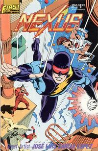 Cover Thumbnail for Nexus (First, 1985 series) #30