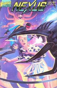 Cover Thumbnail for Nexus (First, 1985 series) #34