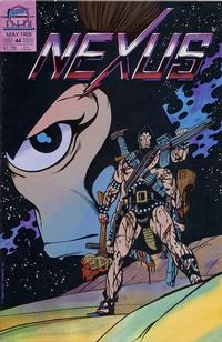 Cover Thumbnail for Nexus (First, 1985 series) #44