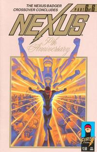 Cover Thumbnail for Nexus (First, 1985 series) #50