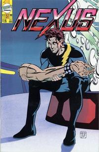 Cover Thumbnail for Nexus (First, 1985 series) #51