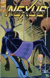 Cover Thumbnail for Nexus (First, 1985 series) #52