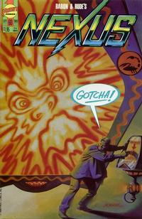 Cover Thumbnail for Nexus (First, 1985 series) #60