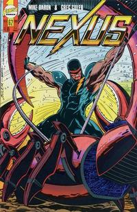 Cover Thumbnail for Nexus (First, 1985 series) #62