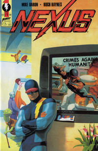 Cover Thumbnail for Nexus (First, 1985 series) #74