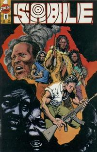 Cover Thumbnail for Sable (First, 1988 series) #10