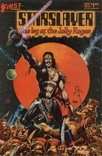 Cover Thumbnail for Starslayer (First, 1983 series) #14