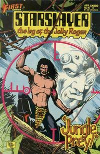Cover Thumbnail for Starslayer (First, 1983 series) #15