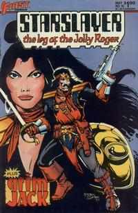 Cover Thumbnail for Starslayer (First, 1983 series) #16