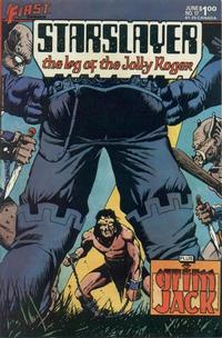Cover Thumbnail for Starslayer (First, 1983 series) #17
