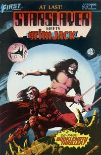 Cover Thumbnail for Starslayer (First, 1983 series) #18