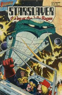 Cover Thumbnail for Starslayer (First, 1983 series) #19
